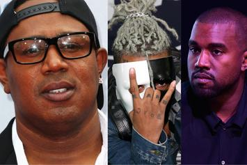 "Master P Calls Out ""Top Industry People"" In Wake Of XXXTentation's Death"
