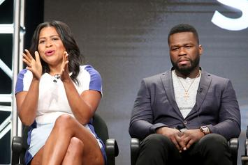 """50 Cent Warns Jim Jones: """"Get The Strap, Don't Get Caught With It"""""""