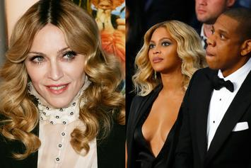 "Madonna Calls Herself ""Master"" Of Beyonce & Jay-Z, Beyhive Ensures She Regrets It"