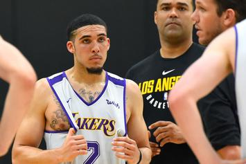 Lakers Tell LiAngelo Ball He's Not On Their Summer League Squad