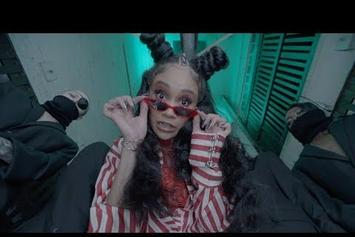 """Saweetie Comes Through With Official Video For """"B.A.N."""""""