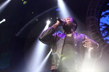 Meek Mill Shouts Out XXXTentacion During Non-Violence Speech
