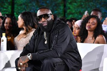 Rick Ross Settles Child Support Battle Over His Son: Report