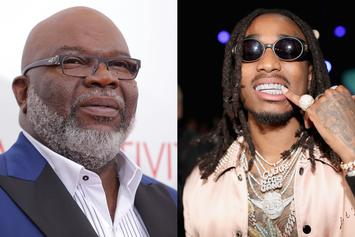Bishop T.D. Jakes Roasted As New Member Of Migos, Quavo Chimes In