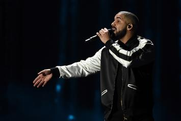 "Drake Shares List Of The Music That Inspired ""Scorpion"""