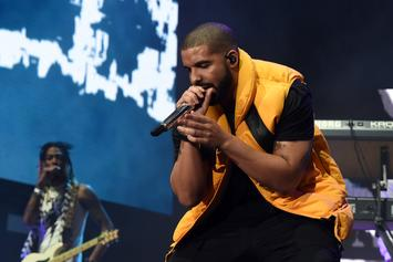 """Drake's Son """"Adonis"""" Revealed In New Photos"""