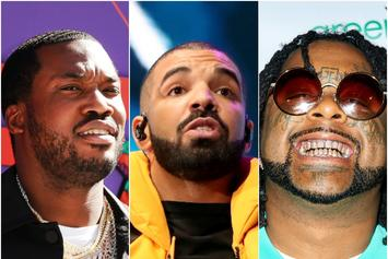 "Drake, 03 Greedo & Meek Mill Take This Week's ""Fire Emoji"" Playlist"