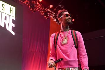 """PnB Rock Confirms """"TrapStar Turnt PopStar"""" Will Be A Double Album"""