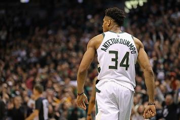 "Giannis Antetokounmpo Announced As ""NBA 2K19"" Standard Edition Cover Athlete"