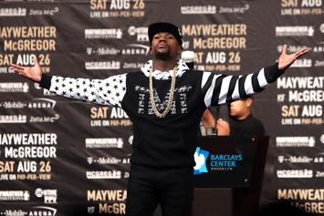 Floyd Mayweather Sued For $2M Over Alleged Money Scheme In Nigeria: Report