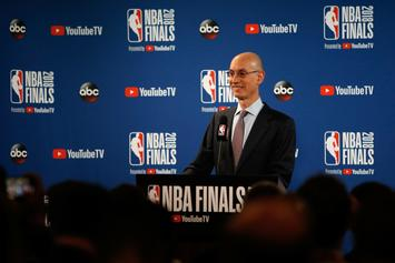 NBA Says Proposed 1-16 Playoff Seeding Could Pose Travel Headache
