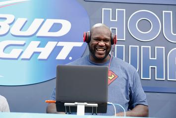 Shaq Says Biggie Re-Recorded His Verse On Their Collab Because It Was Too Dirty