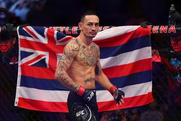 Featherweight Champ Max Holloway Pulled From UFC 226 Due To Concussion Symptoms