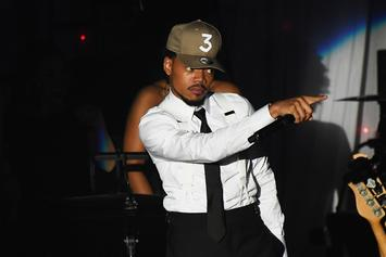 """Chance The Rapper DMs Fan Who Criticized His Engagement: """"Get Off My D*ck"""""""