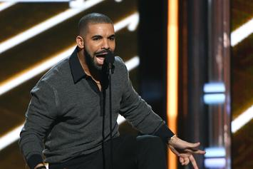 """Drake Turns Up With His Crew In Light Of """"Scorpion"""" Success"""