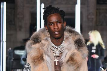Young Thug Previews New Music With Kenny Beats