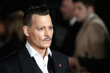 Johnny Depp Reportedly Sued For Attacking Crew Member On Biggie Smalls Movie Set