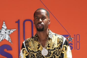 "Safaree's Looking To Get Married & Have Kids: ""I Want A Relationship, Something Real"""