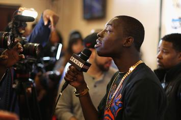 """Bobby Shmurda's Mom Shares Update From Prison: """"He Is Maintaining Great Spirits"""""""