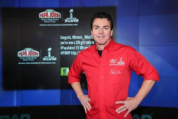 Papa John's Founder Said He Was Pushed To Use N-Word