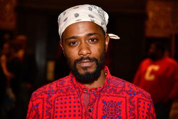 "Lakeith Stanfield Talks $130,000 Yeezys During ""Sneaker Shopping"""