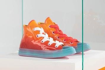 "JW Anderson x Converse ""Toy"" Collection Launches This Week"