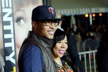 T.I. Reveals The Best Gift He's Ever Received From Tiny