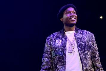 Meek Mill Narrowly Avoided A Potentially Devastating Highway Accident