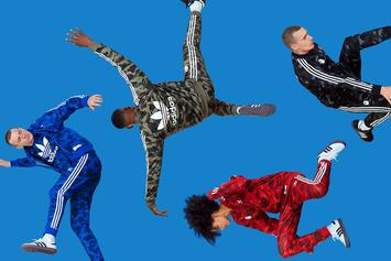 BAPE x Adidas Apparel Collection Releasing This Month