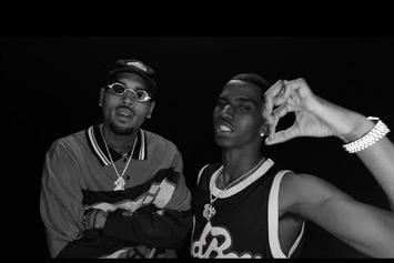"King Combs & Chris Brown Turn The Party Up In The ""Love You Better"" Music Video"