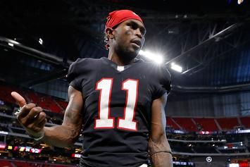 Atlanta Falcons Won't Give Julio Jones Revised Contract Extension: Report