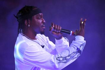 """Pusha T & 070 Shake Perform """"Santeria"""" With The Roots On """"The Tonight Show"""""""