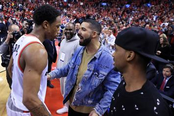 "Drake's ""Marvin's Room"" Gets Fanmade Remix Based On DeMar DeRozan Trade"