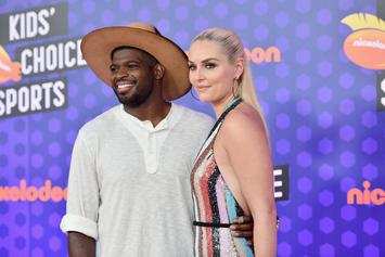 "Lindsey Vonn, P.K. Subban In No Rush To Marry: ""Not A Bieber Situation"""