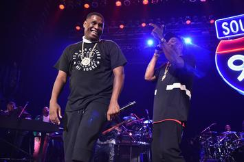"Jay Electronica Singing Drake's ""Feel No Ways"" To Erykah Badu Is The Best"
