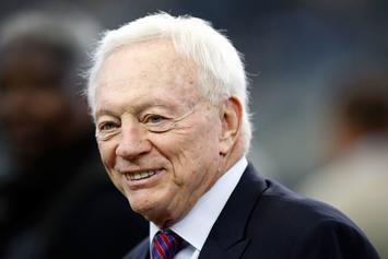 "Jerry Jones: Cowboys Will Stand For Anthem, Trump's Stance Is ""Problematic"""