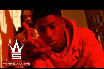 "YoungBoy Never Broke Again Rides Down The ""Highway"" With Terintino"