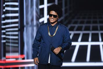 """Bruno Mars Supports Cardi B Amid Tour Cancellation: """"Fans Will Understand"""""""