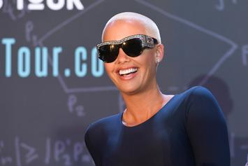 Amber Rose Shares NSFW Thong Video Persuading People To Get Her App