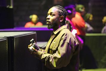 """Kendrick Lamar & 50 Cent Discuss K. Dot's Role In This Week's """"Power"""" Episode"""