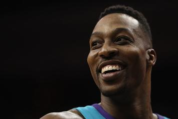 Dwight Howard Explains Why He Chose Wizards Over Warriors