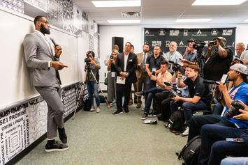 LeBron James' I Promise School: Free Tuition, Free Meals & More