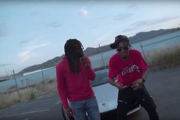 """Chief Keef Assists CMDWN In New Video For """"Roxanne"""""""