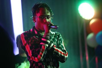 """Rich The Kid Sends An SOS From Costa Rica: """"The Rap Game Needs Help"""""""
