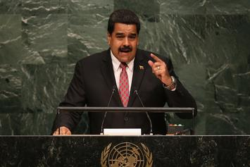 Venezuelan President Nicolas Maduro Survives Alleged Assassination Attempt