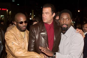 """Steven Seagal Named """"Special Representative"""" By Russian Government"""