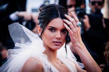 Kendall Jenner's Dog Allegedly Bites Girl While Out With Ben Simmons & Police Are Called