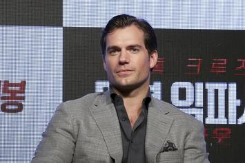 "Henry Cavill Interested In Playing Geralt For ""The Witcher"" Netflix Project"