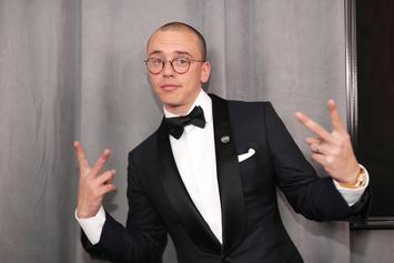Logic Pounds Whiskey Shot In Front Of 100,000 Ravenous Fans
