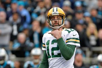 """Aaron Rodgers Encourages Players To """"Ignore"""" Trump's Inflammatory Comments"""